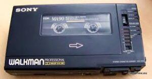 Sony Pro Walkman WM-D6C