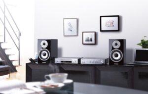 Yamaha CD-NT670D network streaming CD player