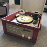Bestone 1960 Vintage Record Player