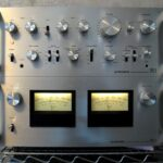 Pioneer Spec 1 & 4 pre power amplifers