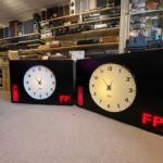 BBC clocks
